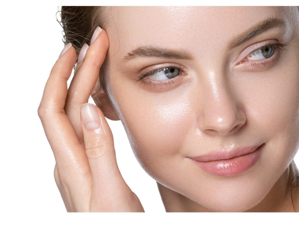 Homepage skincare category image