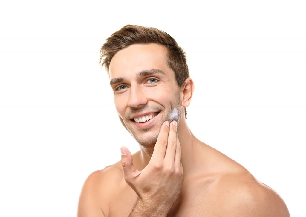 Homepage mens skincare category image